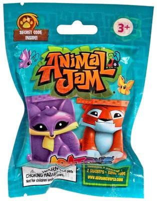 ANIMAL JAM TOYS, PLUSH, ACTION FIGURES & ONLINE GAME CODES ...