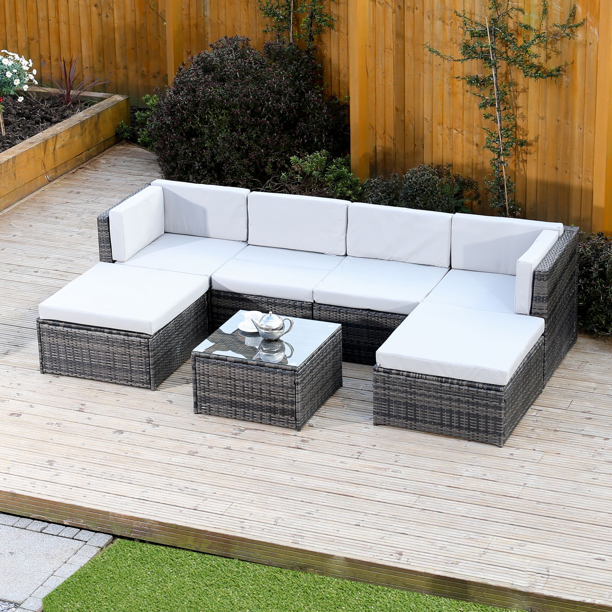 Pin by Abreo Rattan Garden Furniture on Inspirational ...