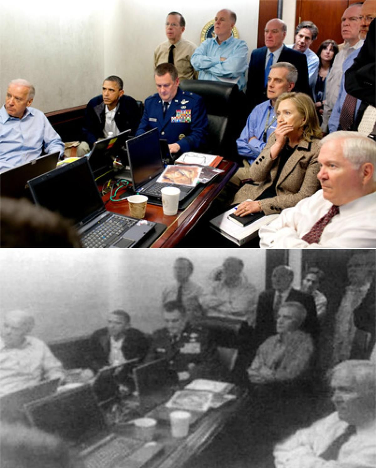 The Situation Room - Photos - Celeb Photoshop mishaps | Iconic photos