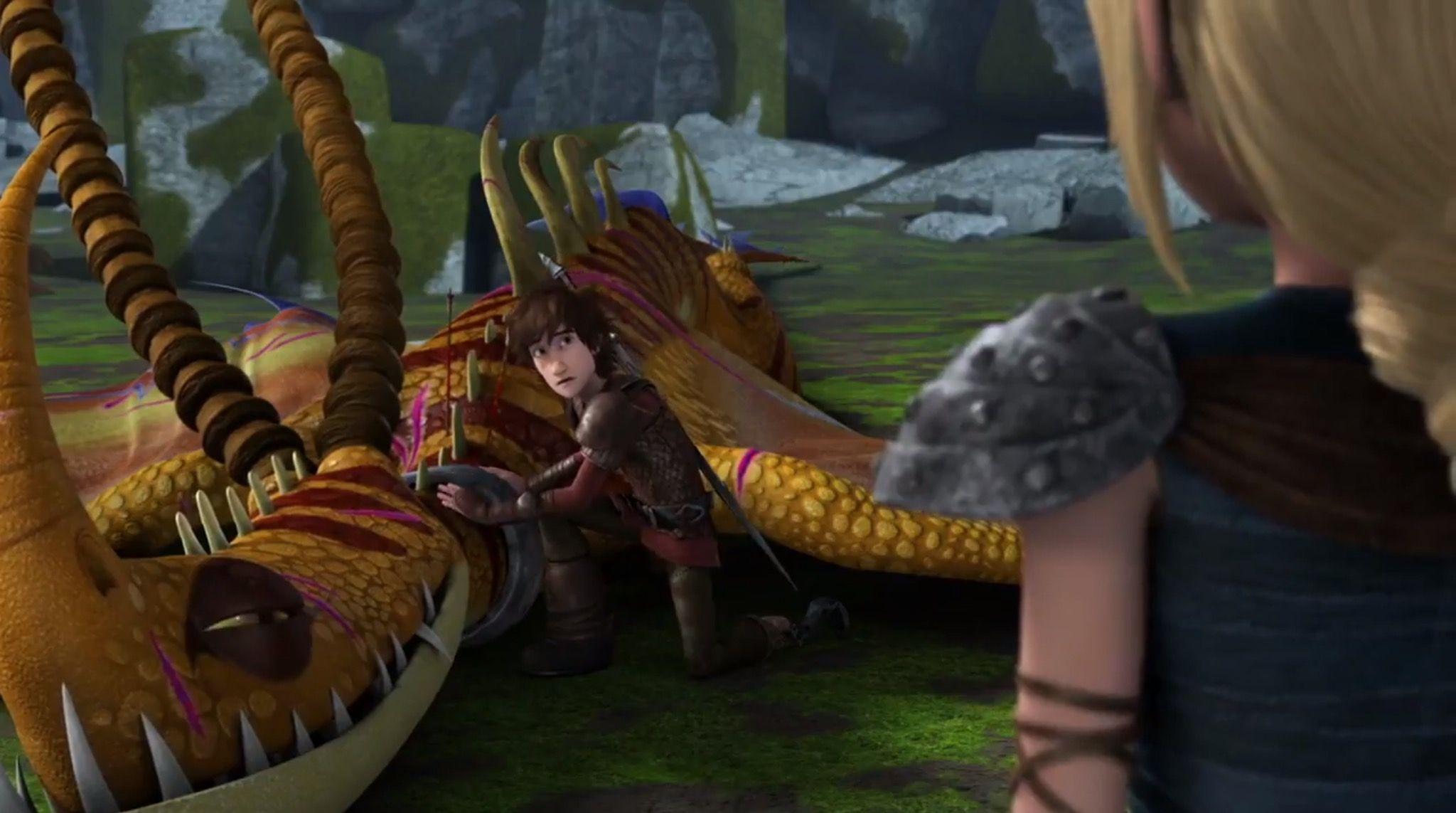 dreamworks dragons race to the edge season 7 episode 3