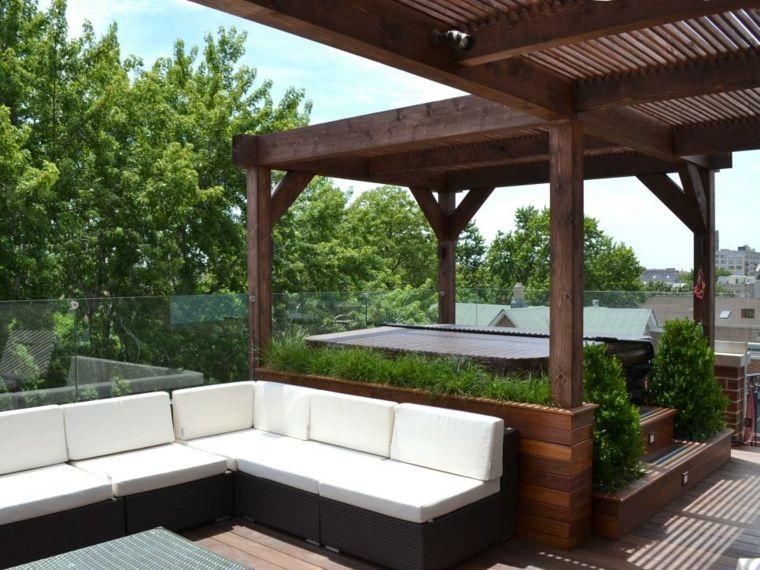 Decorar Terrazas Urbanas Para El Relax Y El Confort Hot