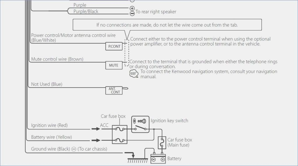kdc mp345u wiring diagram dolgular | wire, power amplifiers, diagram  pinterest