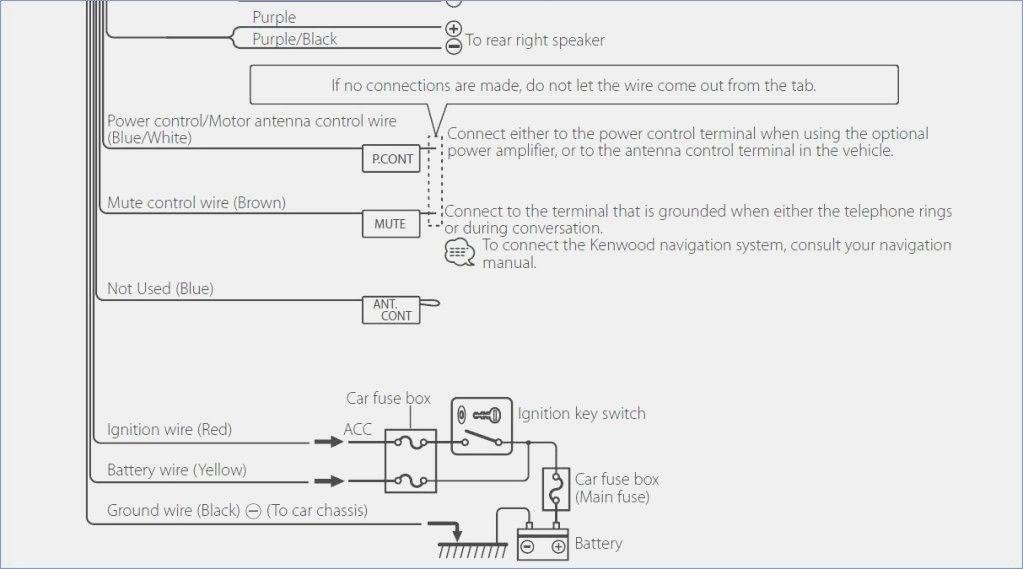 kdc mp345u wiring diagram dolgular  wire power amplifiers
