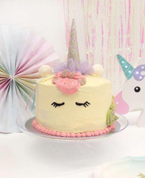 Photo of Unicorn Cake Step 4 #unicorncake