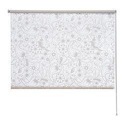 Rollo Ikea liselott rollo weiß weiß länge 195 cm breite 120 cm ikea
