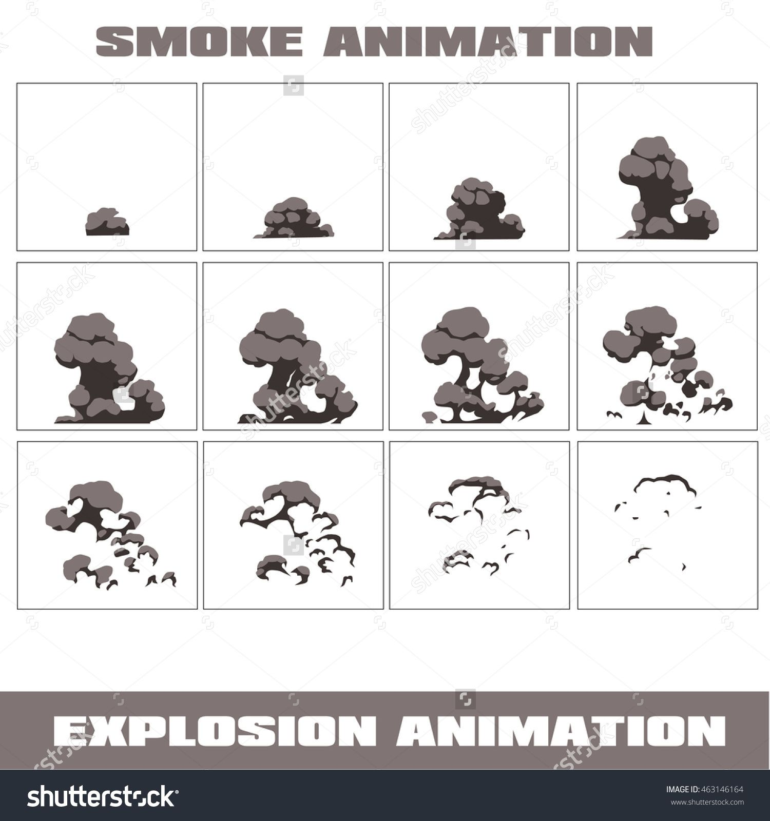 how to cut animation frames