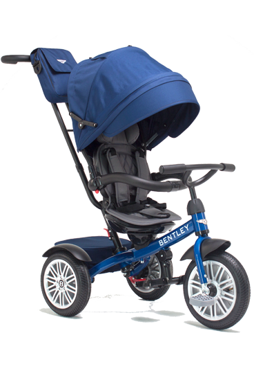 The Blue Bentley Tricycle from Posh Baby and Kids Kids