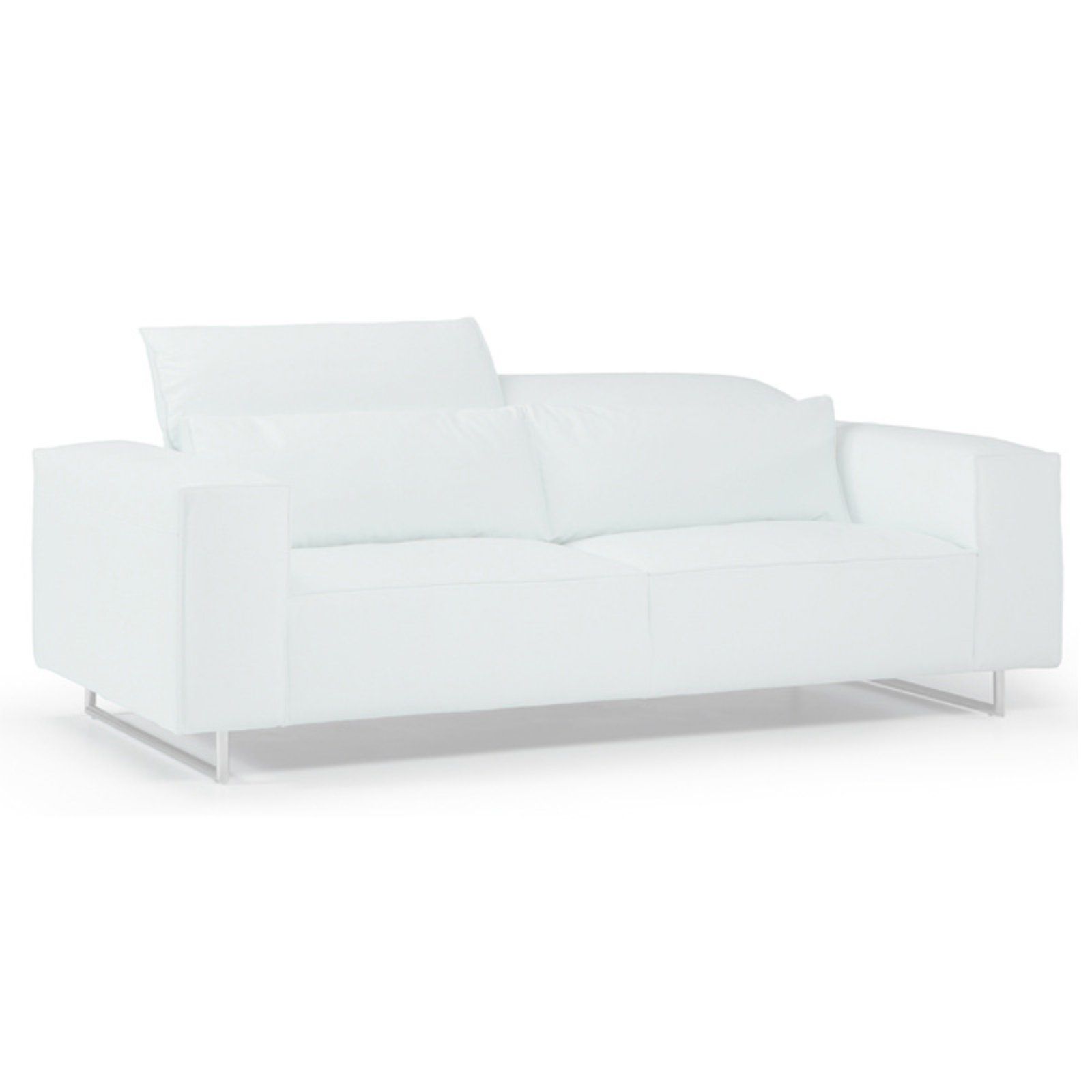 Magnificent Bellini Modern Living Giadia Loveseat With Adjustable Neck Caraccident5 Cool Chair Designs And Ideas Caraccident5Info