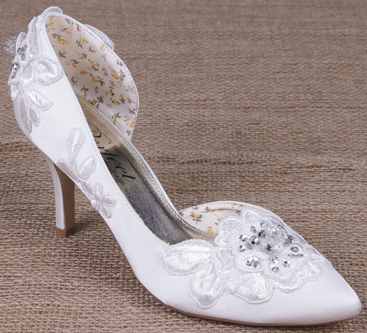 Perfect Wedding Shoes Uk Lace ShoesIvory