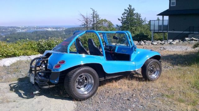 Vehicles Other Automobiles For Sale In Victoria Bc: 1965 Volkswagen DUNE BUGGY Dune Buggy , Blue For Sale In