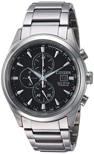 Citizen Watches Mens CA065058E EcoDrive