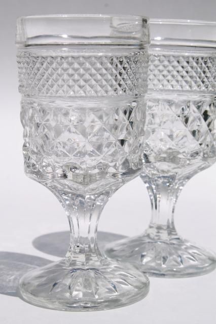 Wexford Drinking Glasses