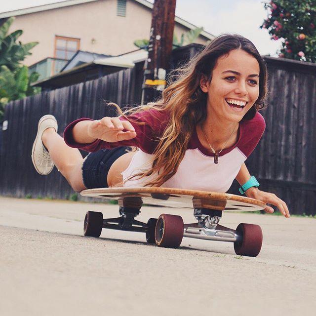 Louise Maurisset Made In France Skateboarding Instagram