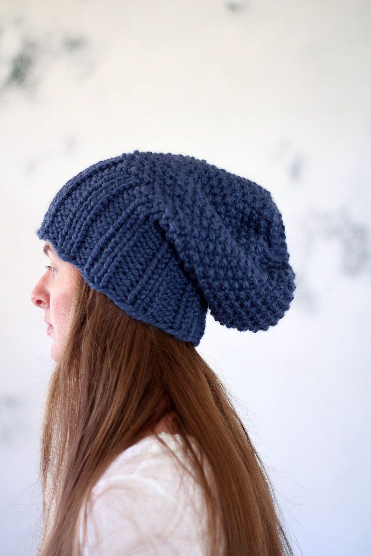 KIT - REVERENCE Hat Knit Kit - Womens Hat Knitting Pattern Kit ...