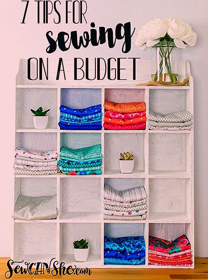 Photo of Tips for saving money on your sewing supplies