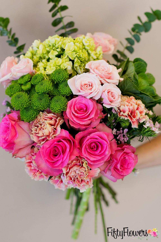 New Day Bouquet | FlowerFix | Birthday flowers bouquet, Fresh flower  bouquets, Beautiful bouquet of flowers