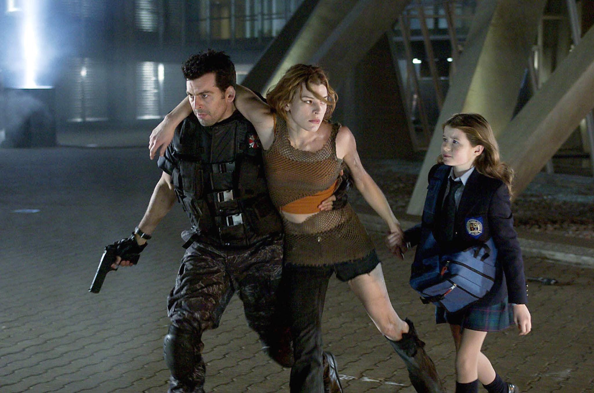 Resident Evil: Apocalypse  2004 Action / Horror Full Movies