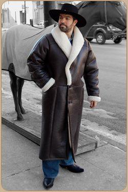 Ardney Limited Mens Shearling Jacket Mens Shearling Coat Supreme Clothing Menswear