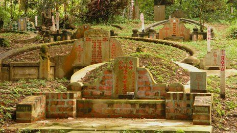 bukit brown a 90yearold cemetery in singapore believed to be