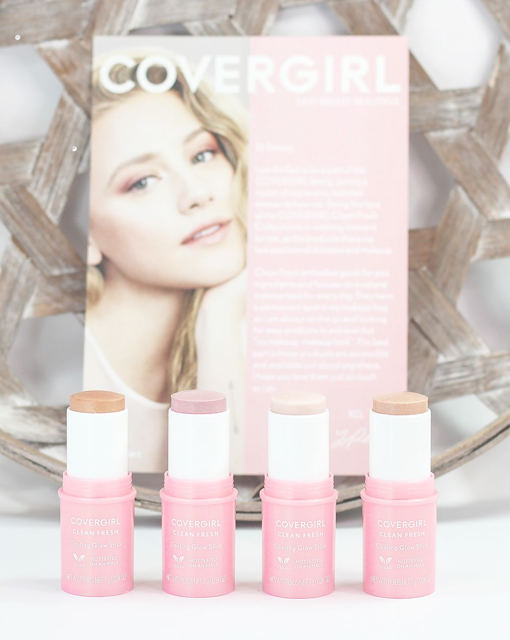 Covergirl Clean Fresh Vegan Makeup Collection Review Swatches In
