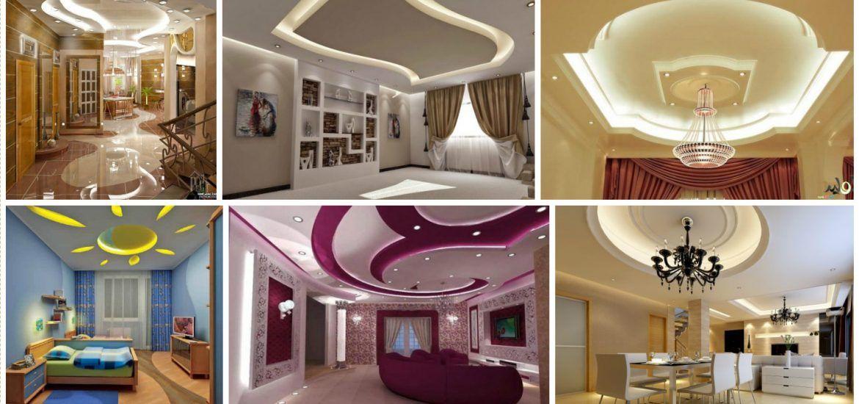 Decorative Ceiling Design Ideas That Are Worth Seeing It - Decorative ceiling ideas
