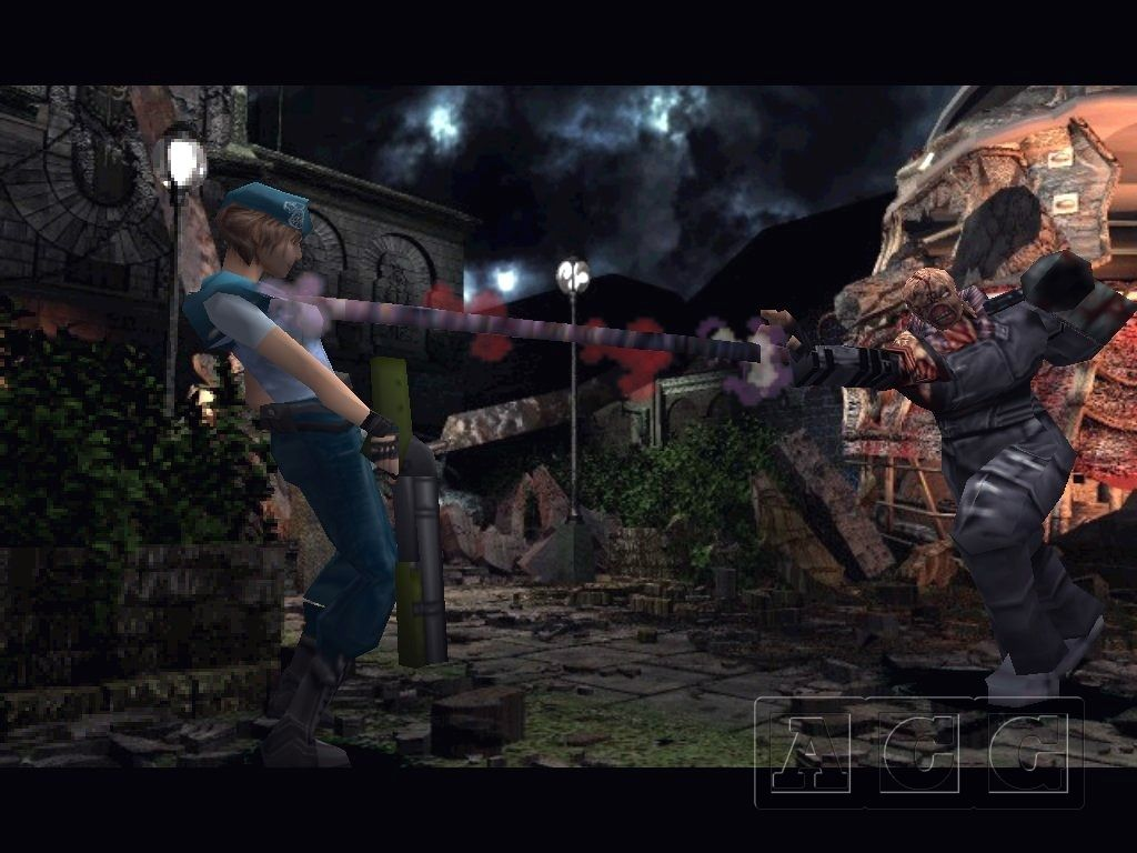 Resident evil 3 скачать на пк