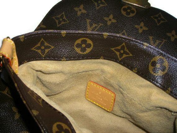 Vintage Louis Vuitton Monogram Purse by PurseGuru on Etsy, $79.99