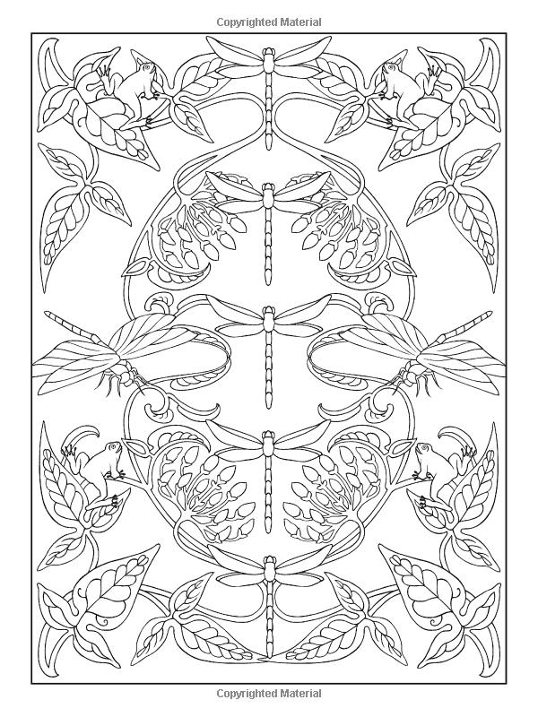 - Creative Haven Art Nouveau Animal Designs Coloring Book (Creative Haven  Coloring B… Designs Coloring Books, Butterfly Coloring Page, Creative  Haven Coloring Books