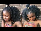FULANI BRAID FESTIVAL HAIRSTYLE /CURLING WAND ON 4C HAIR - YouTube #africanhairs... #4c #africanhairs #braid #curling #FESTIVAL #Fulani #fulanibraids #Hair #hairstyle #Wand #YouTube # cool Braids festival FULANI BRAID FESTIVAL HAIRSTYLE /CURLING WAND ON 4C HAIR - YouTube #africanhairs... # festival Braids how to # cool Braids festival