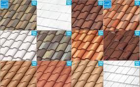 Best Different Variations Of Tiles Concrete Roof Tiles 400 x 300