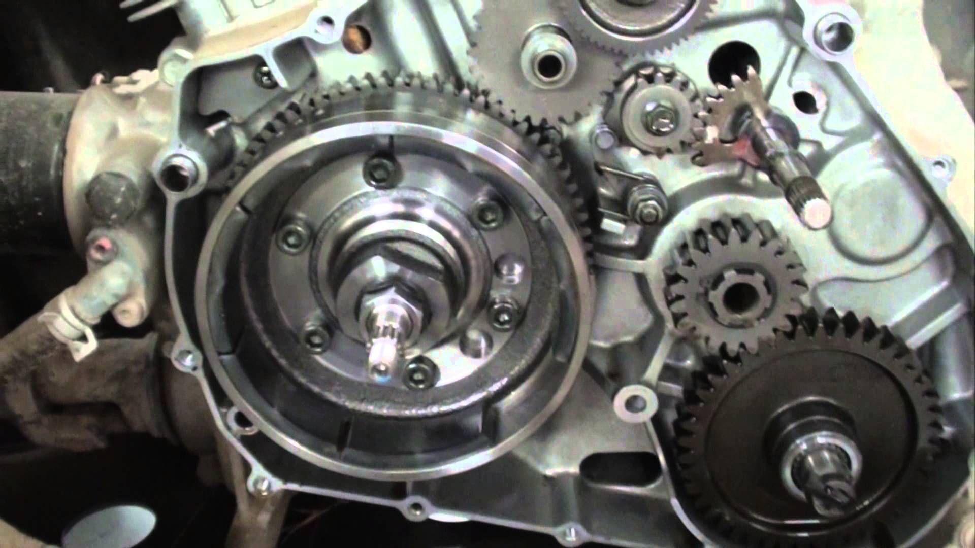 arctic cat 400 4x4 ignition problem flywheel magnets  [ 1920 x 1080 Pixel ]