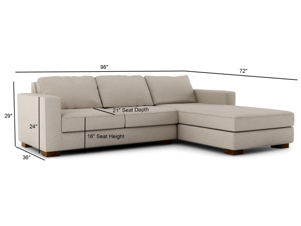 Rio Chaise Sectional In 2019