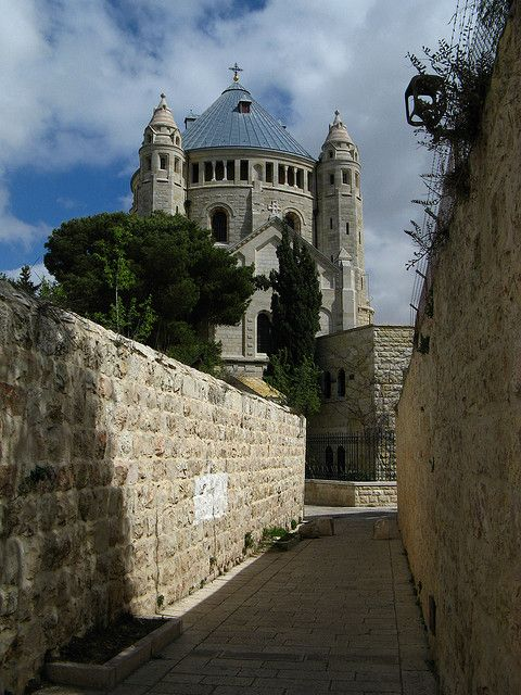 Jerusalem-special place for all.
