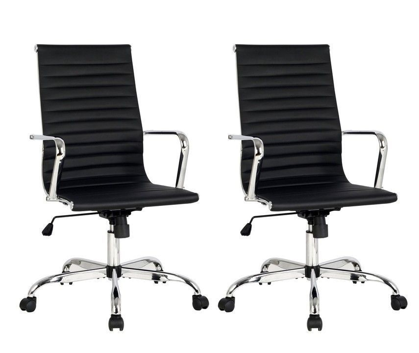 Frequently i see workers sitting in conference room chairs
