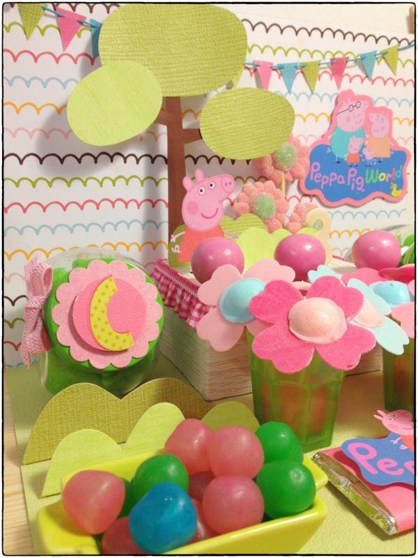 Motivo Peppa Pig Fiestas Peppa Pig Fiesta Y Kit De Fiesta