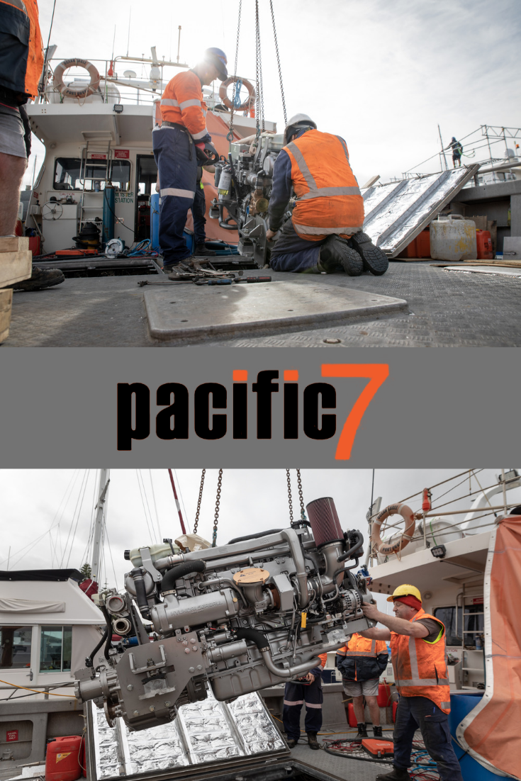 Pacific7 employs a team of full time engineers and