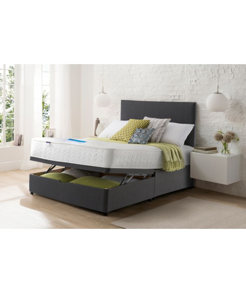 Astounding Buy Silentnight Elton Luxury Kingsize Ottoman Bed At Argos Gmtry Best Dining Table And Chair Ideas Images Gmtryco