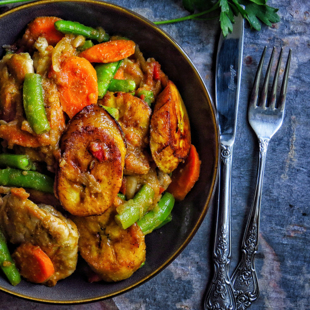 Create healthy west african inspired recipes from cameroon with create healthy west african inspired recipes from cameroon with ingredients around you simple fresh forumfinder Gallery
