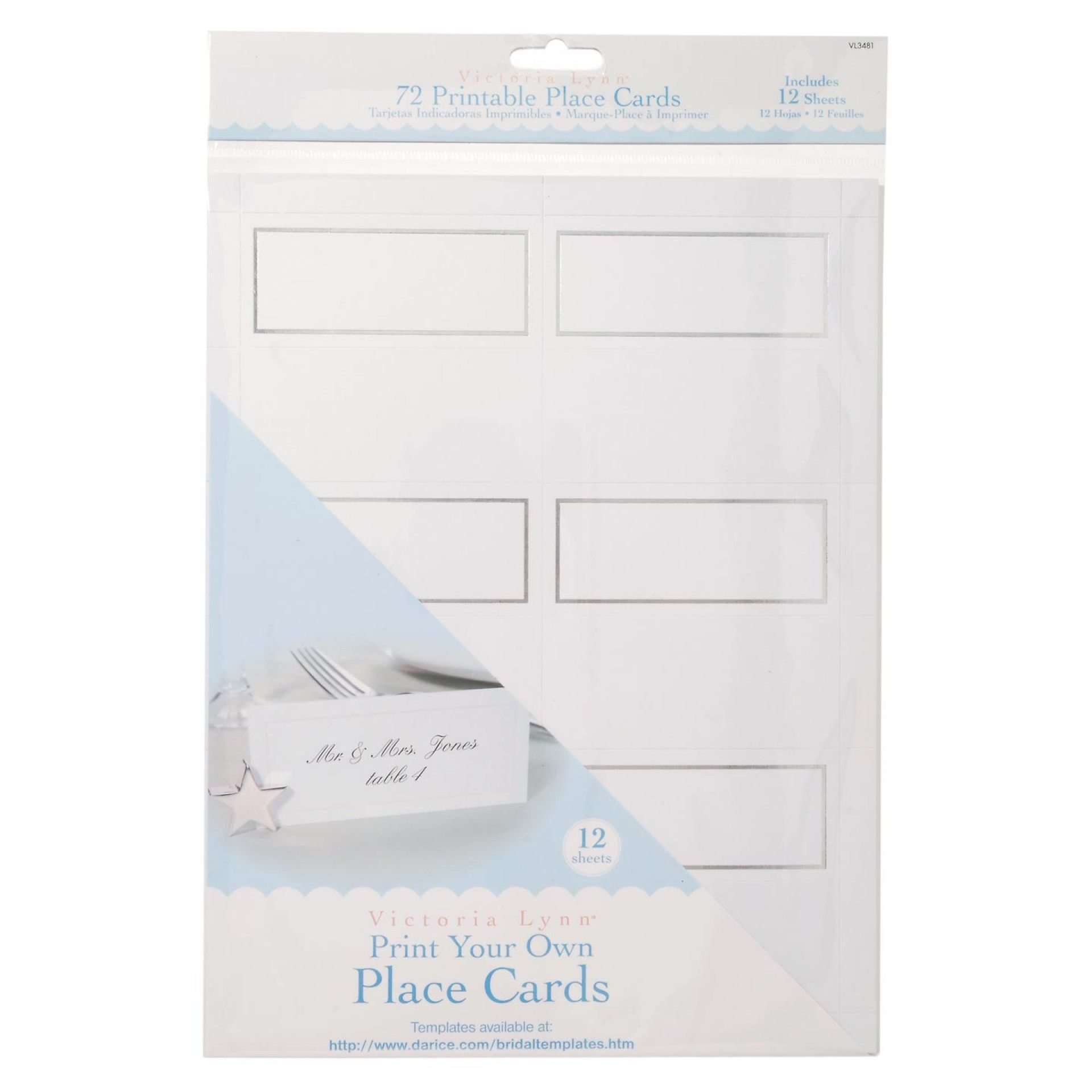The Awesome 023 Template Ideas Card Printable Place Breathtaking Cards Inside Paper Source Templat Print Your Own Place Cards Printable Place Cards Place Cards
