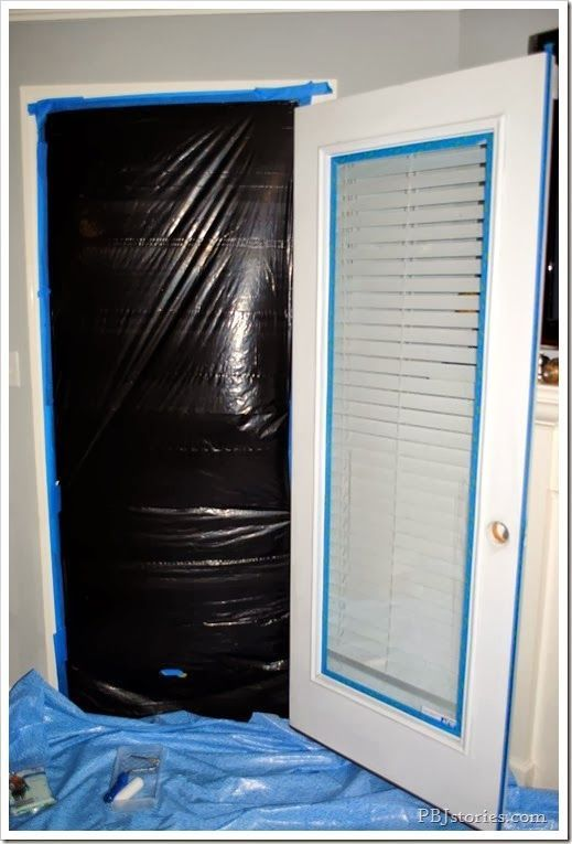 How To Prep And Paint An Exterior Back Door For Your Home Diy