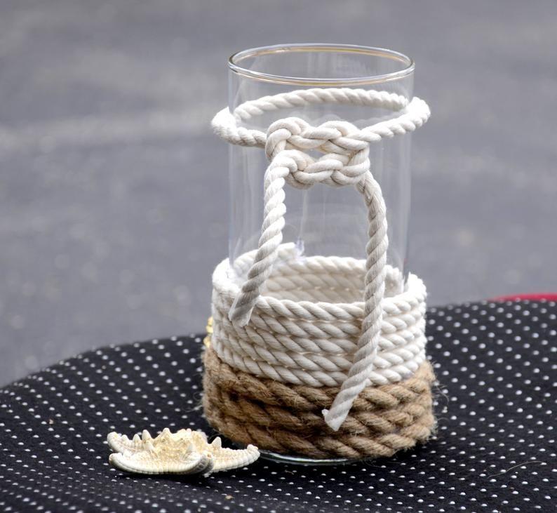 Beach wedding table centerpiecenautical weddingnautical | Etsy