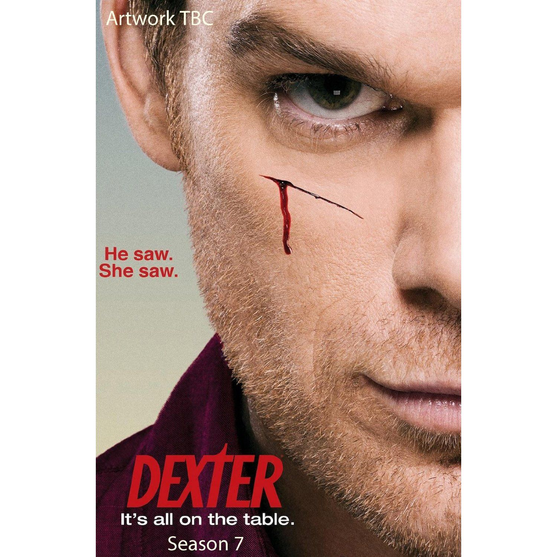 Dexter - Season 7 not due soon enough!