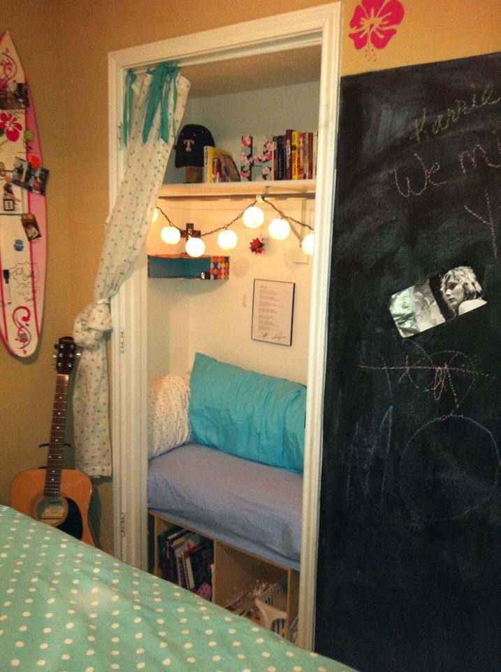meditation decorating ideas converted daughters closet into reading nook my actual home