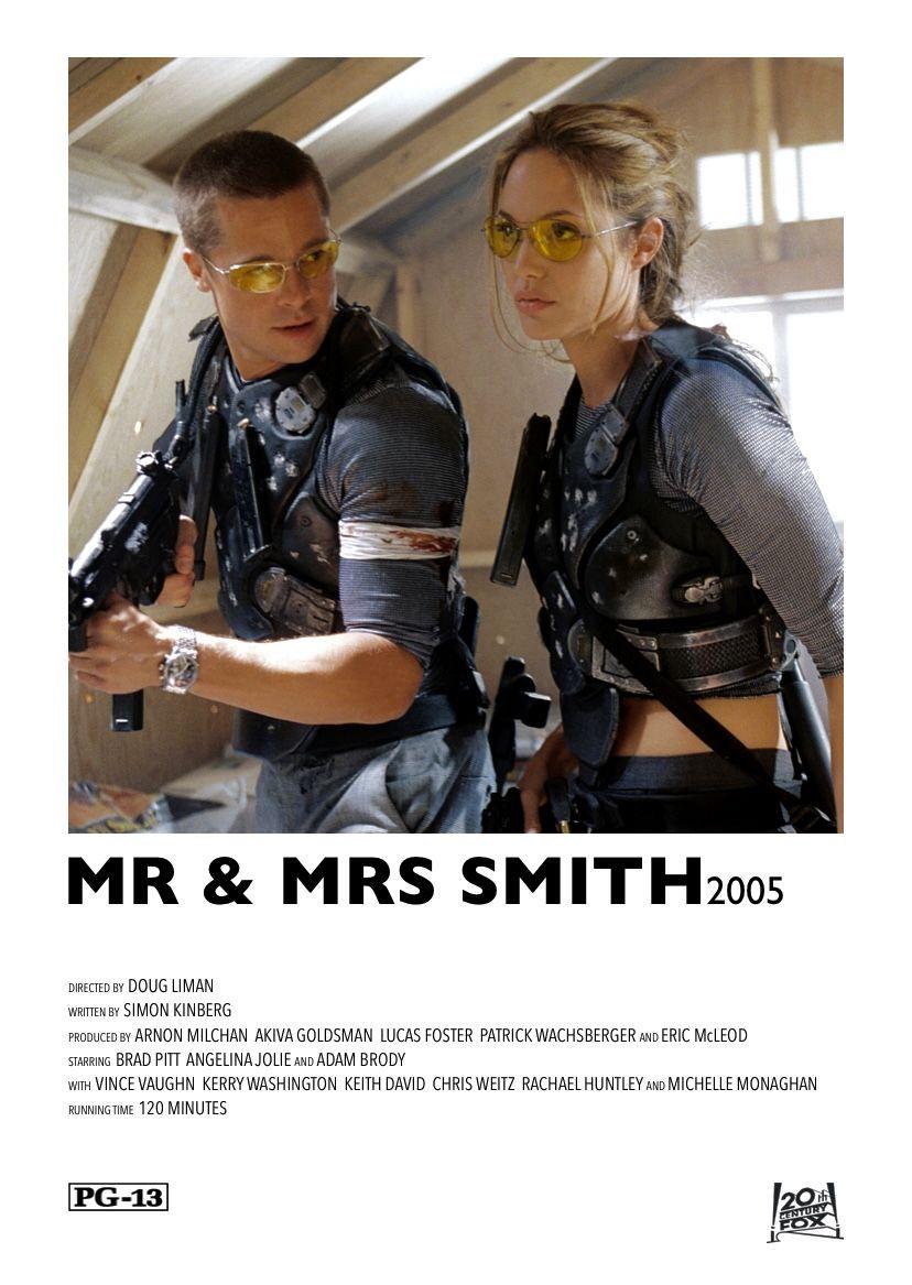 Alternative / Minimalist Movie Poster