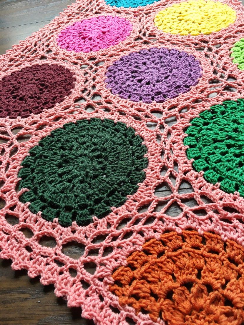 Free Crochet Blanket Pattern: Self Love - cypress|textiles | Crochet ...