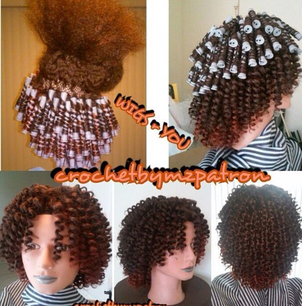 pin foxi roxi hair tips