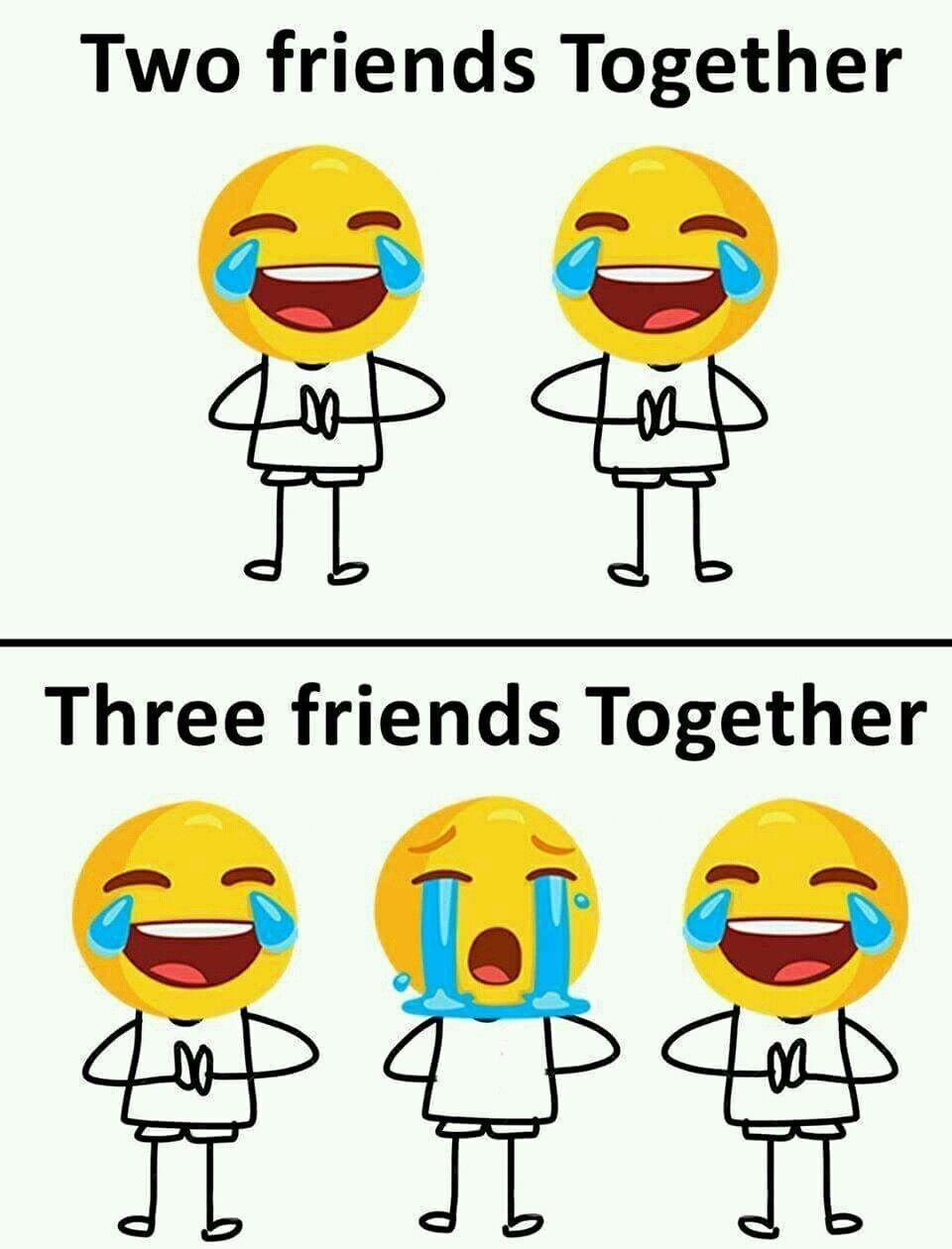 Pin By Farhađ ălį On My Fav Best Friends Funny Friends Quotes Funny Friends Funny