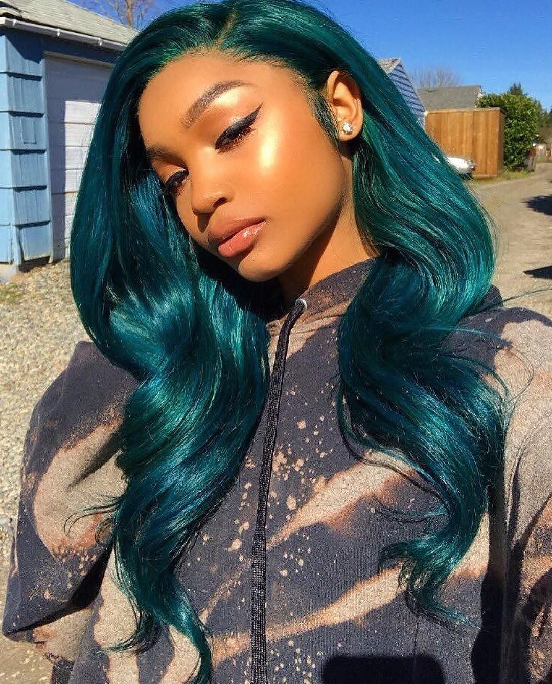 Love That Color Stylish Outfit Ideas For Women Who Love Fashion Hair Styles Cool Hair Color Cool Hairstyles