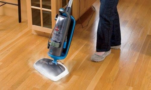 Avoid Cleaning Laminateflooring With A Steam Cleaner We