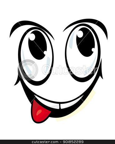 tired face clip art smiley eyes clip art vector clip art online rh pinterest com Scared Face clipart tired face